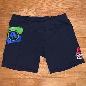 Reebok CrossFit Navy Shorts